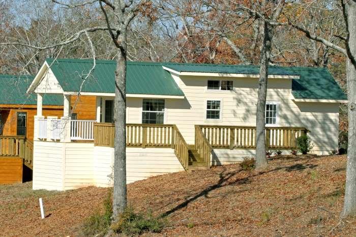 Toledo Bend Lakeside Cottage 3